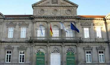 Palacio de la Diputación Provincial - PONTEVEDRA