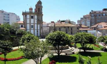 Jardínes de Casto Sampedro - PONTEVEDRA
