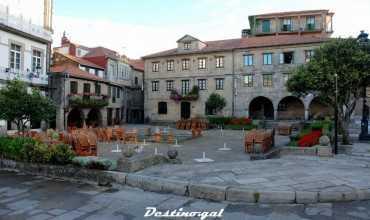 Plaza - Soportales da Ferrería - PONTEVEDRA