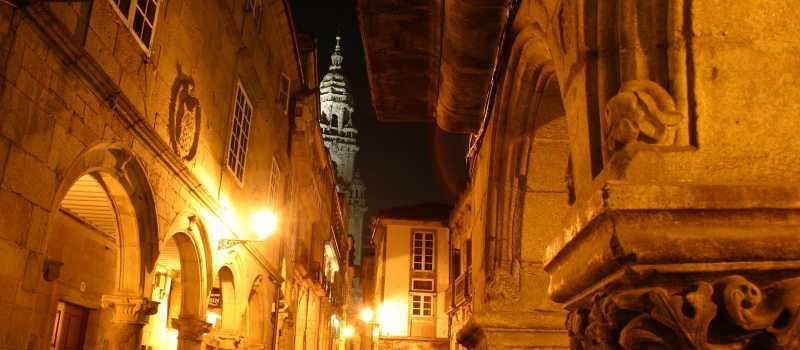 Puntos mágicos que debes visitar en Santiago de Compostela